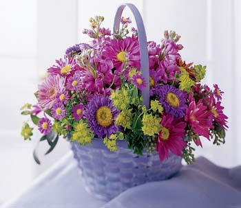 Sepette Çiçek
