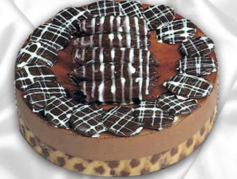 Özel Çikolatalı Pasta